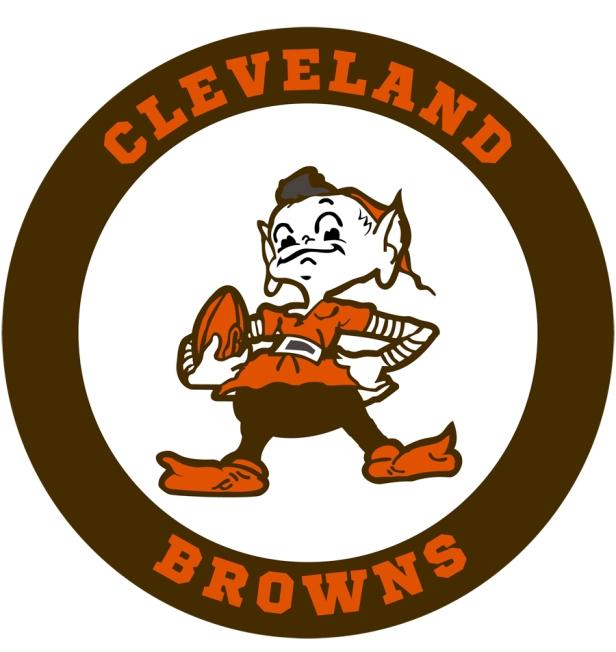 Cleveland Browns Logo Badge
